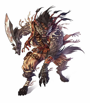 Werewolf pirate by thedjib d4y6pjj
