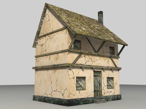 Fantasy cottage3 1