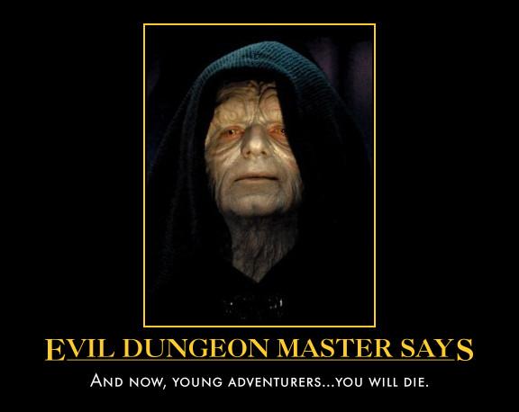 Evil dungeon master 2