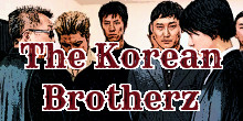 Button korean brotherz