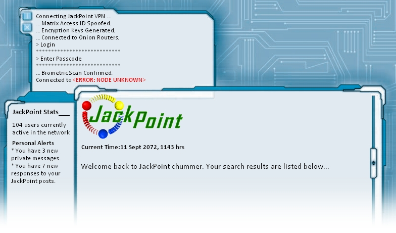 Jackpoint banner