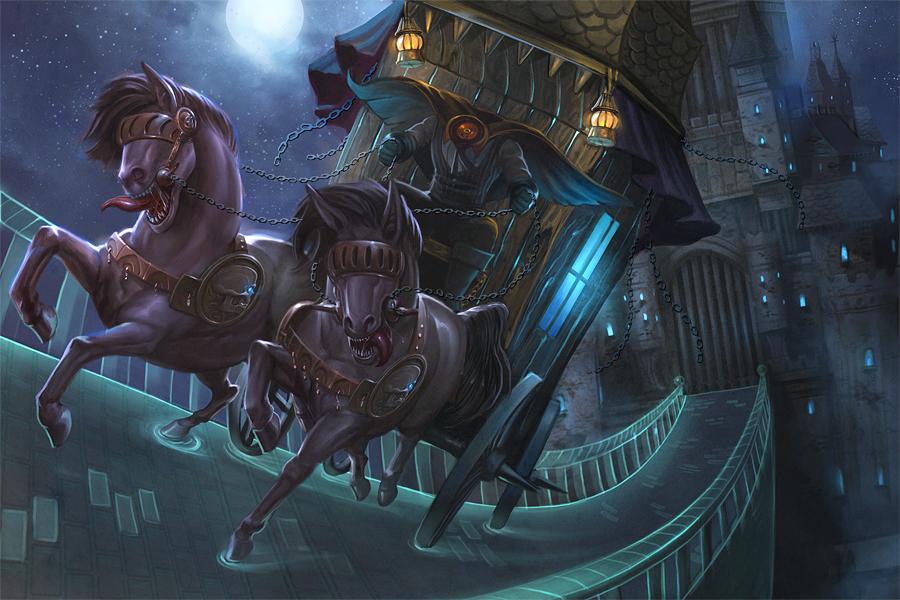 Headless horseman half page by nanya d468uqu