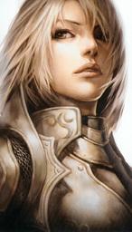 Warrior female