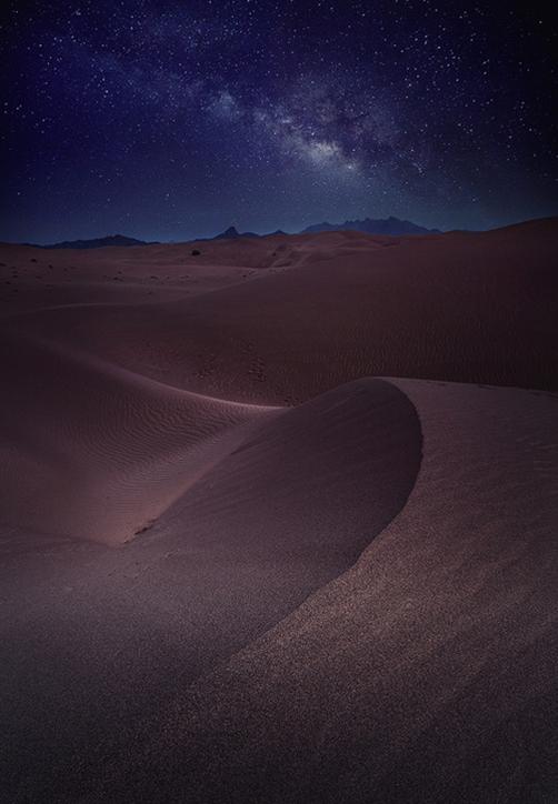 The dune sea