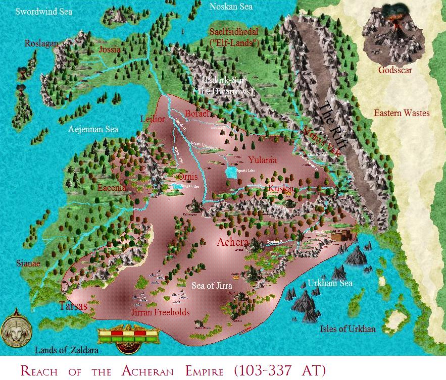 Acheran empire