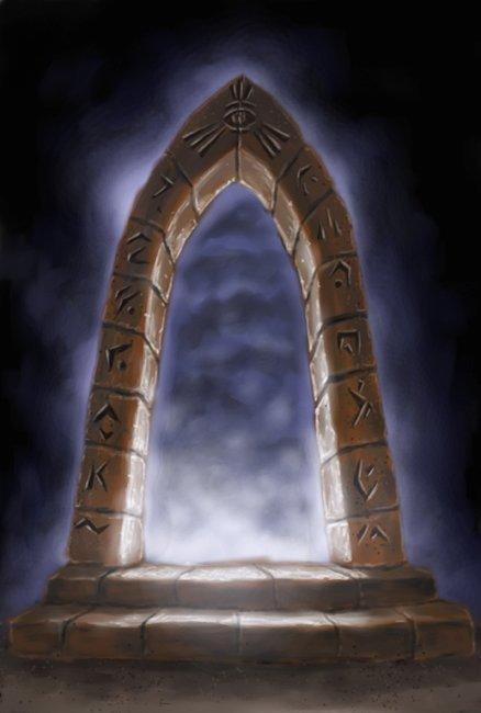Portal to alheizar