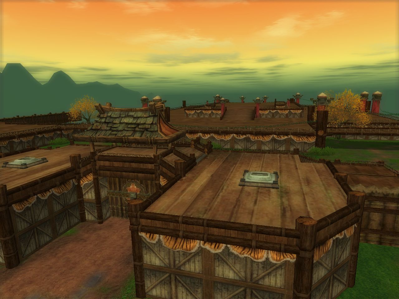 Bandit Fortress