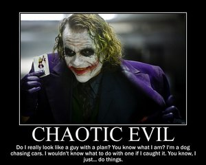 Chaotic evil joker 2 by 4thehorde d37wal3