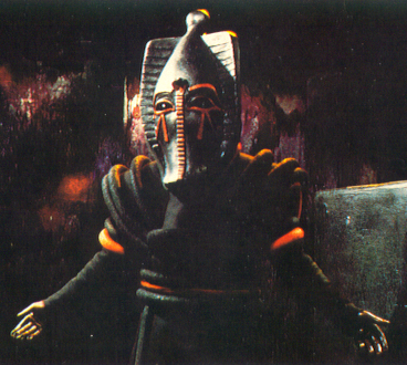 Sutekh the god of chaos