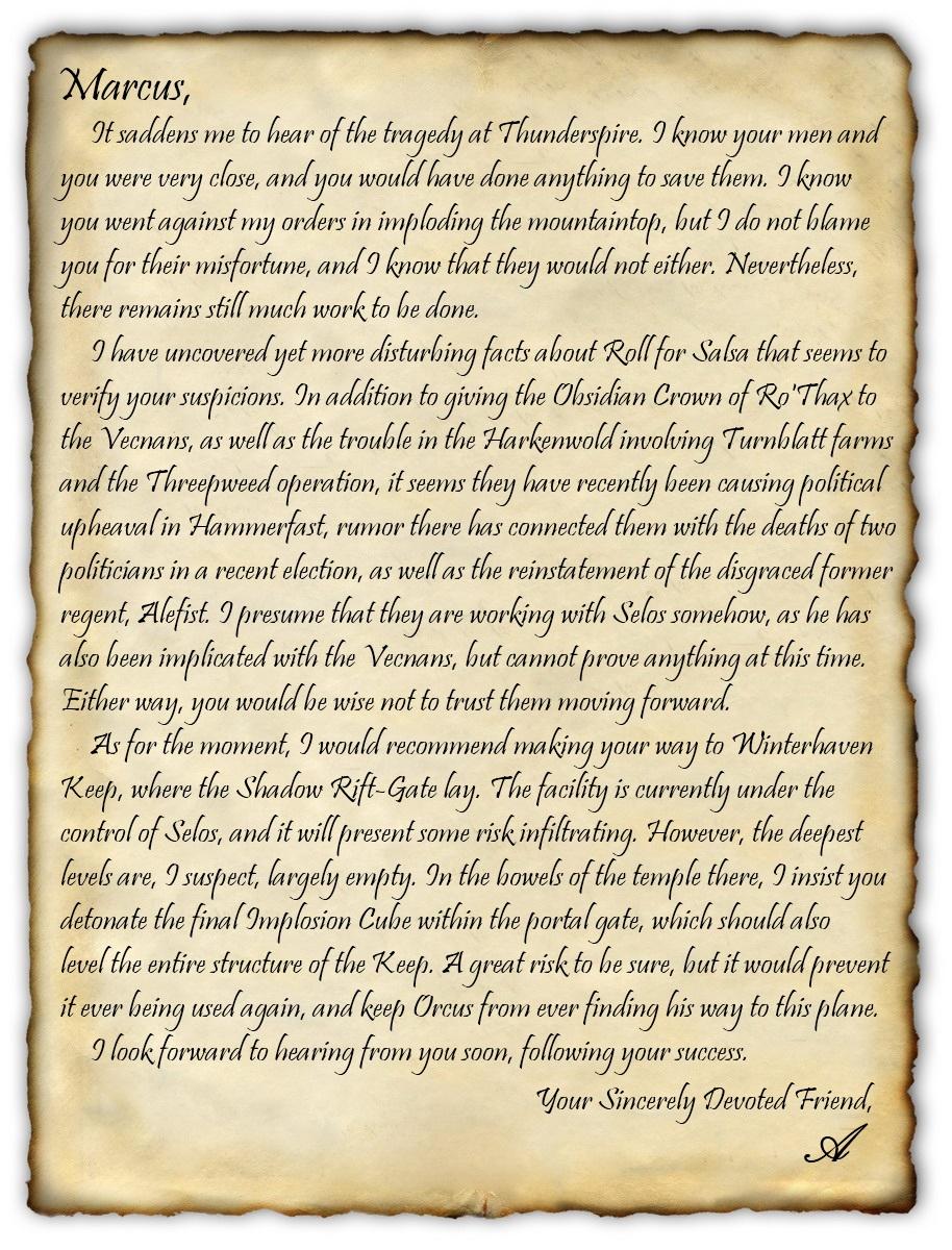 Marcus note