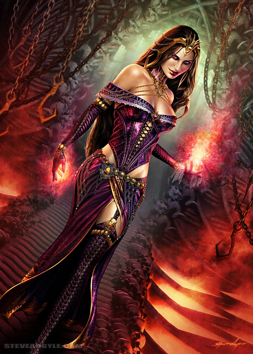 Liliana vess   extras version by steveargyle d41sbgi