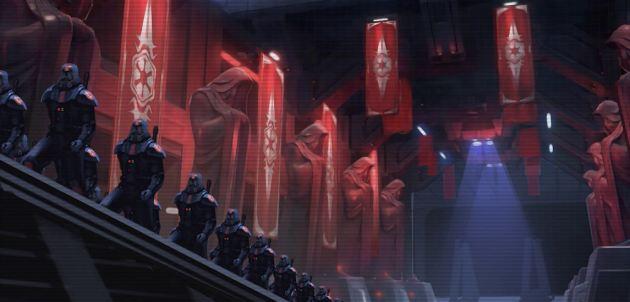 The sith warlocks