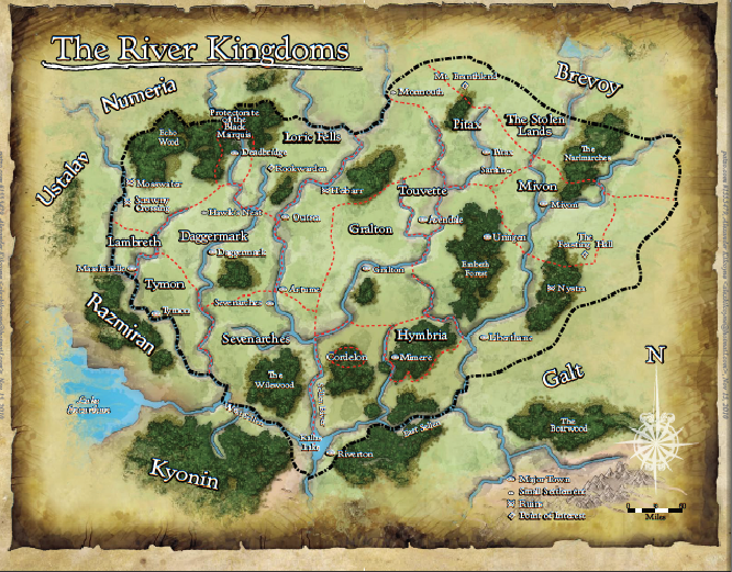 The river kingdoms