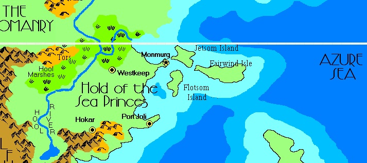 Sea princess 1