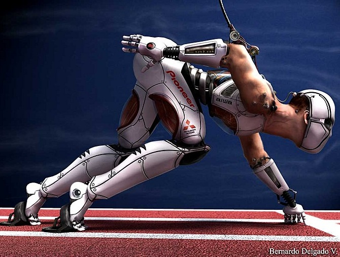 Cyber olympics