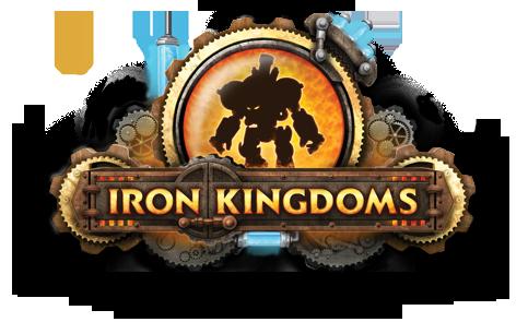 Ironkingdoms logo