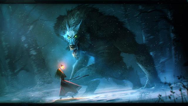 Fantasy creatures 10