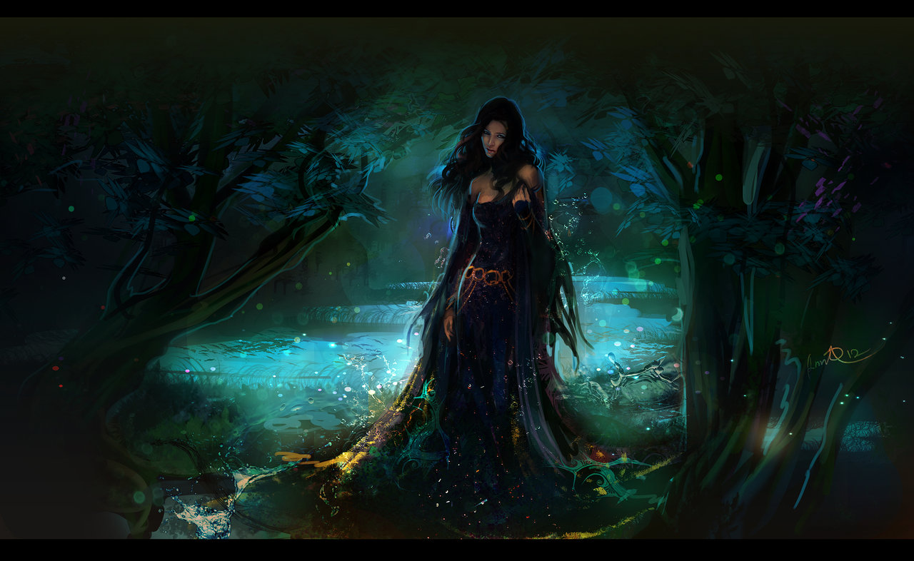 Dark water by anndr d4qpr2j
