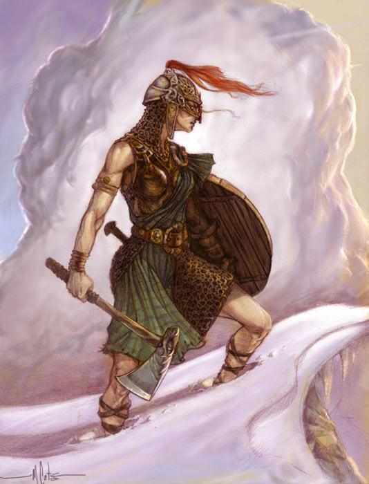 Norse color