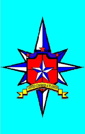 Ucp crest flag