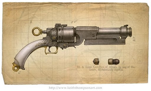 Finch's Lucky Pistol