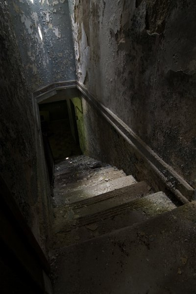 Secret stairs