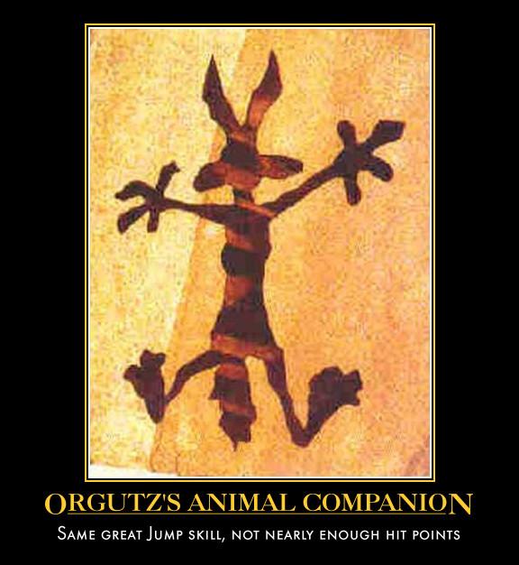 Animal companion