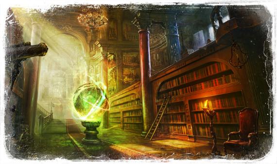 Cendriane library