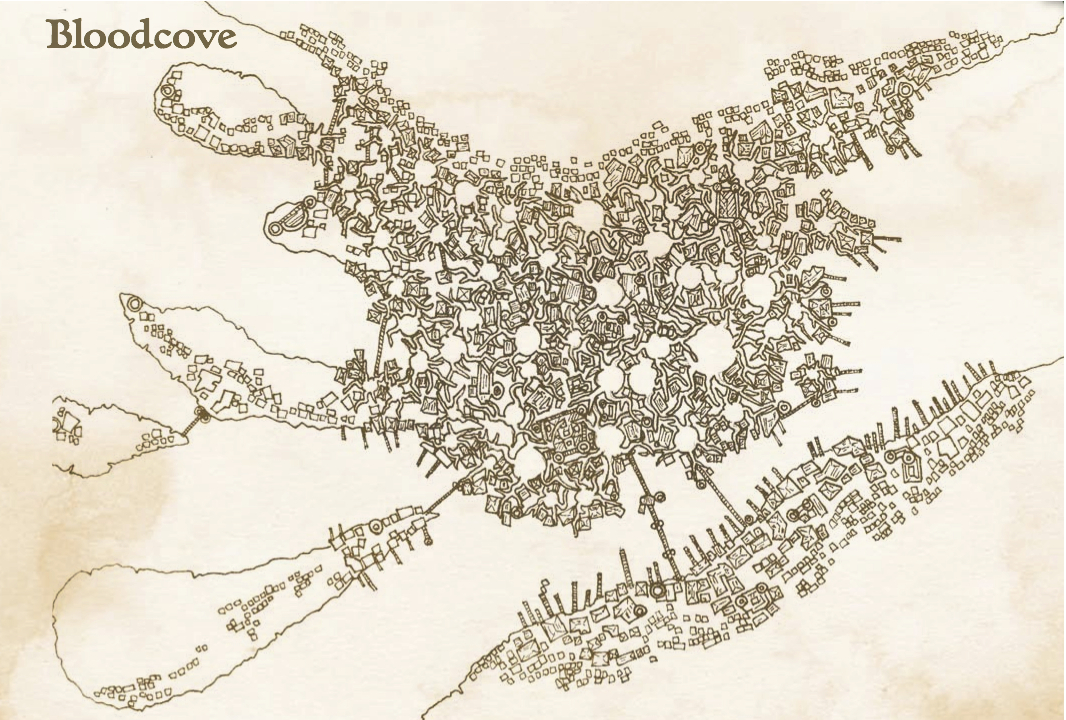 Bloodeye map