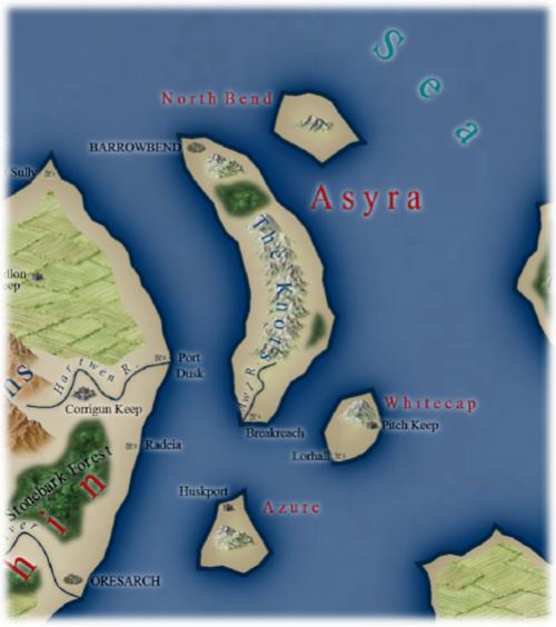 Asyran Isles