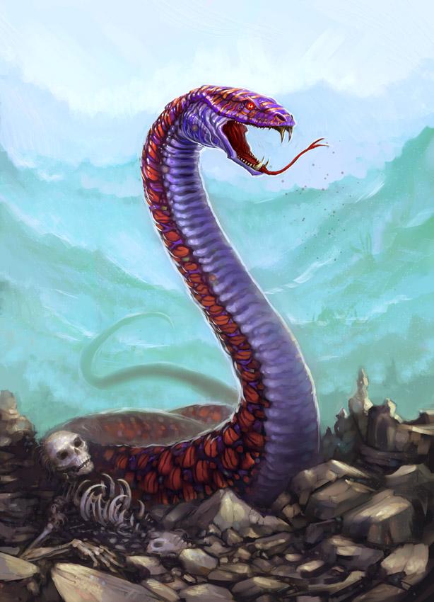 Snake giant07