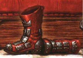 boots of the mountain king