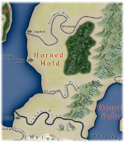 Horned Hold