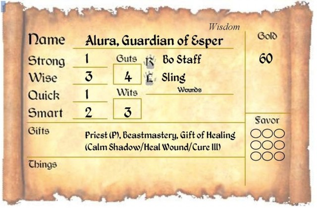 Alura guardian of esper1