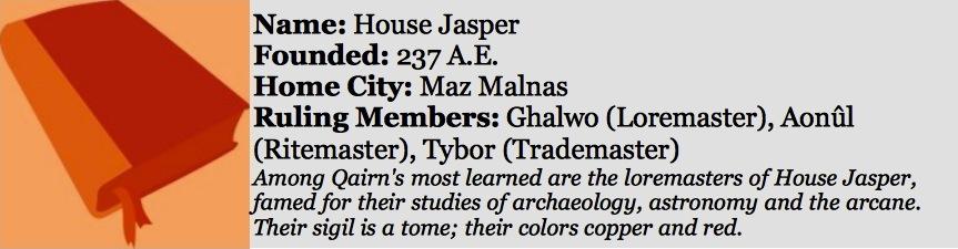 House jasper sidebar