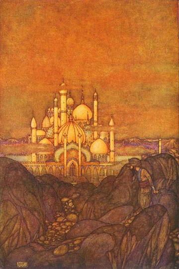 Dulac arabian nights