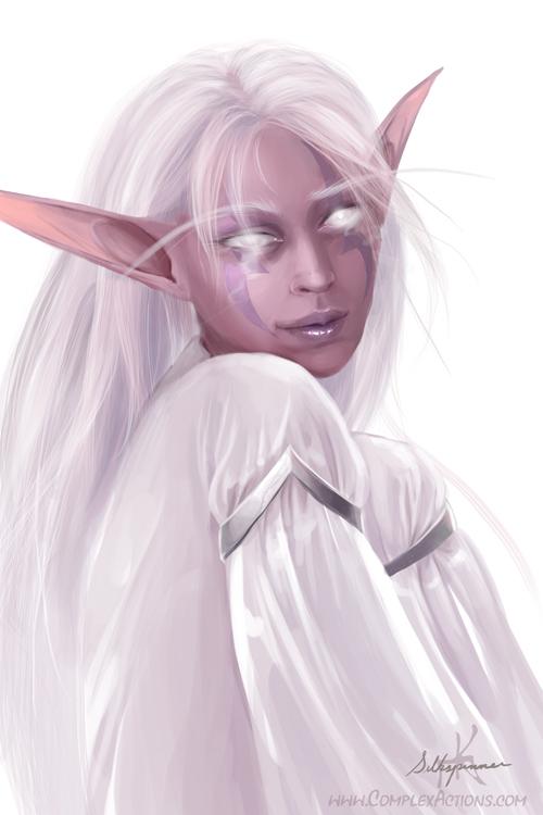 Gray elf