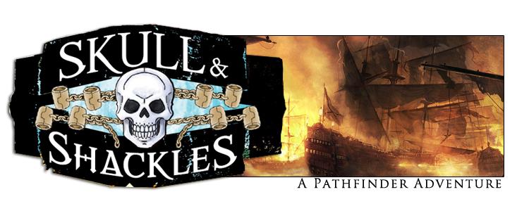 Skull shackles header