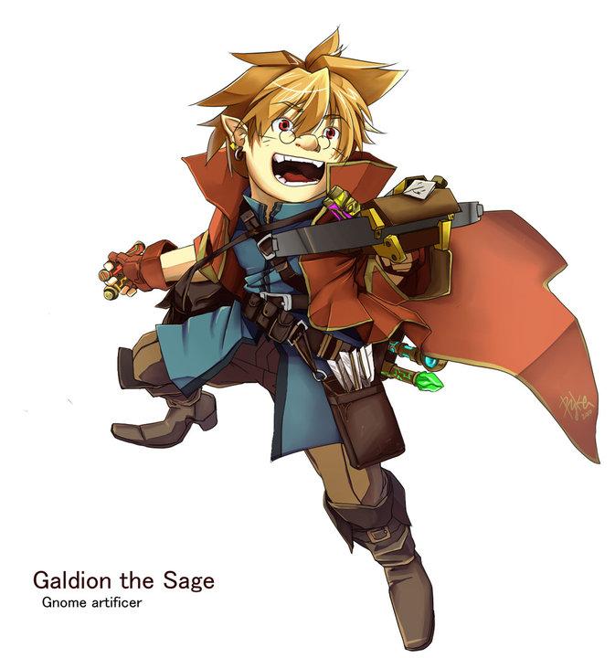 Galdion the sage 1 by gwiser on DeviantArt
