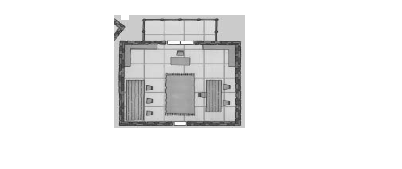 Chosen lab layout