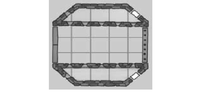 Chosen gate house