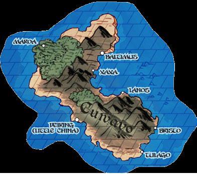 Atani lands