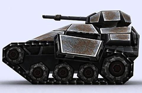 Ud9 tank