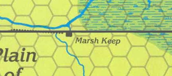Marsh keep