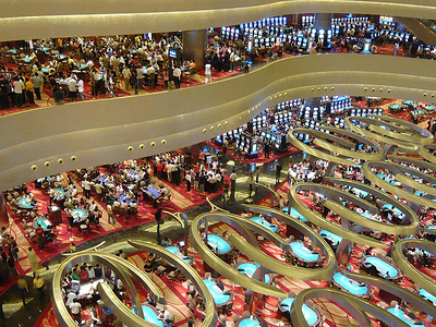 Gambling floors