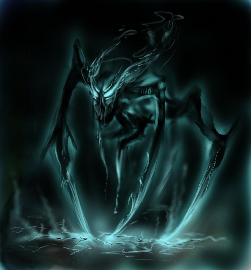 Void Beast by SkaraManger from DeviantArt