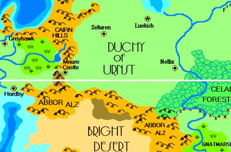 Duchy of urnst