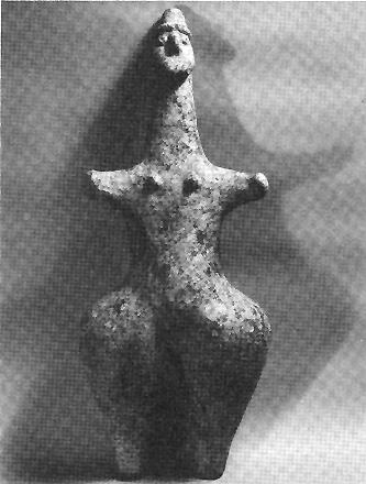 Gaea stone idol2