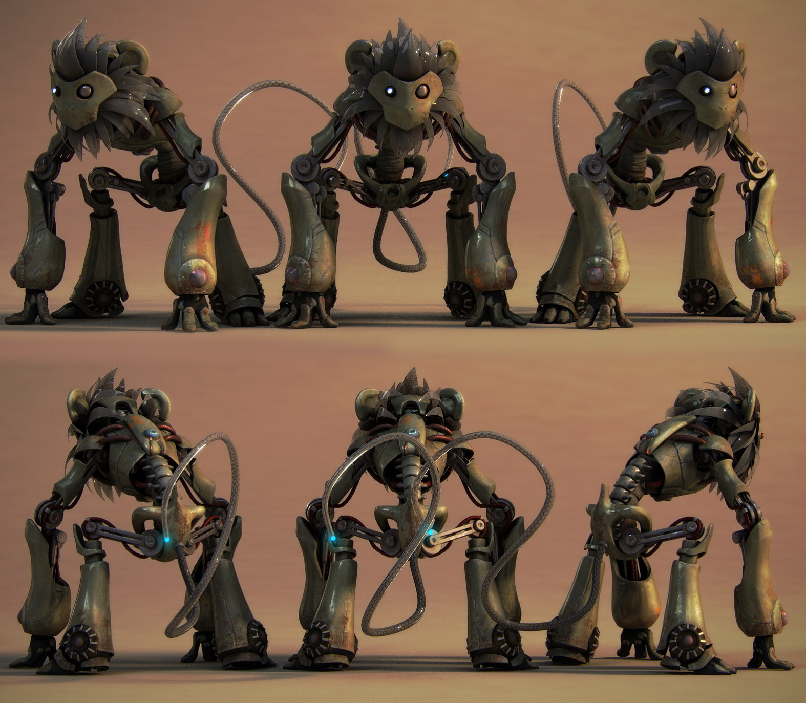 Mk  sentinel droid 1
