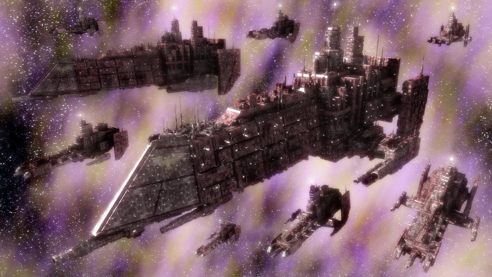 Imperial battlefleet